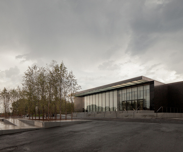 David Chipperfield agrandissement du Saint Louis Art Museum