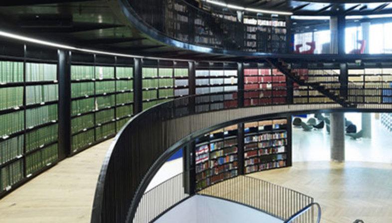 Mecanoo Library of Birmingham