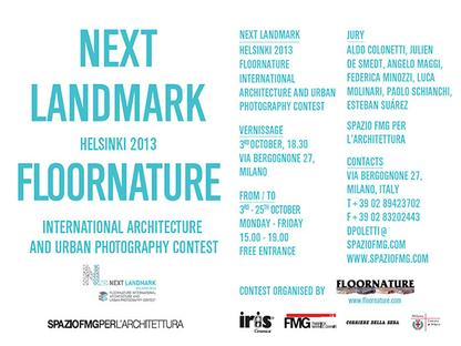 Exposition Next Landmark dans le Spazio FMG de Milan