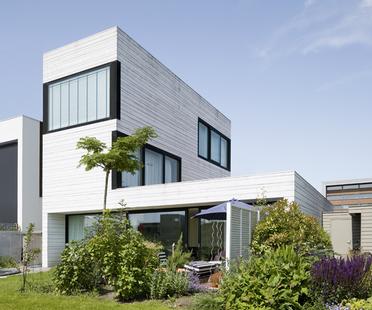 pasel.kuenzel architects, villa urbaine, Amsterdam