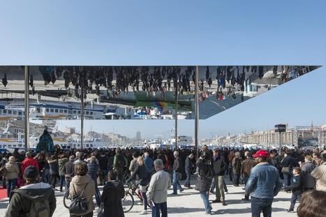 Foster + Partners, pavillon du Vieux Port de Marseille, France