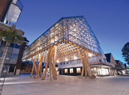 exposition ERASMUS EFFECT, Architectes Italiens à l'Etranger