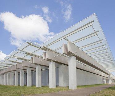 Renzo Piano, pavillon Kimbell Art Museum