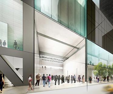 Diller Scofidio + Renfro pour le MoMA de New York