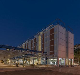 Rogers Stirk Harbour + DA.Studio, le nouveau centre civique de Scandicci