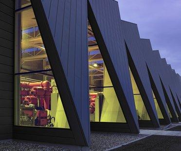 C.F. Møller Architects, Station GIS, Danemark
