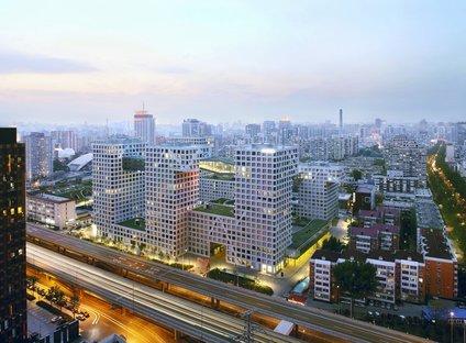 Linked Hybrid, Beijing (both) (c) Shu He