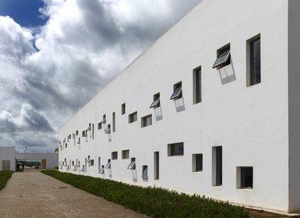 Groupe 3 Architectes, Académie Mohammed VI de Football, Maroc