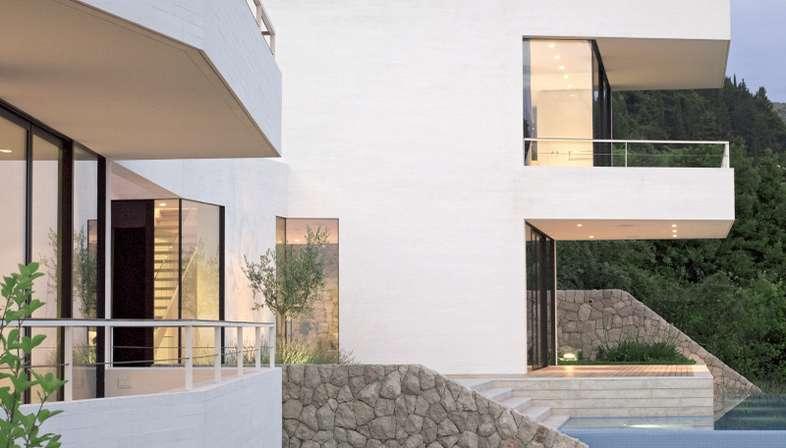 3LHD, bâtiment résidentiel à Dubrovnik, Maison U