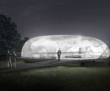 Smiljan Radic conçoit le pavillon 2014 de la Serpentine Gallery