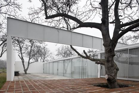 Chilean House1 Rancagua, Chili 2005-2006 (c)Smiljan Radic Ph. Gonzalo Puga