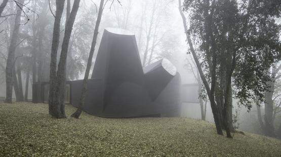 House for the Poem..Vilches, Chili 2010-2012 (c)Smiljan Radic Ph. Gonzalo Puga
