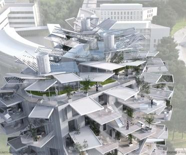 """L'Arbre Blanc de Fujimoto est la """"Folie Architecturale du XXIe Siècle"""""""