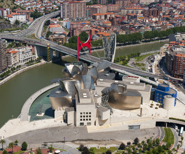Frank O. Gehry remporte le Prix Prince des Asturies