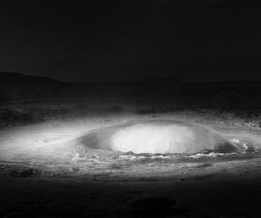 Exposition White Golden Dark de Francesco Bosso au festival de Spolète