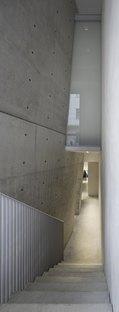 Tadao Ando à Milan pour le nouveau showroom et le flagship store Duvetica