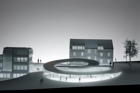 BIG dévoile le projet pour le Musée de l'entreprise Audemars Piguet