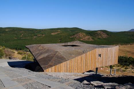 Kiltro House Talca à Pencahue, Chili, du cabinet Supersudaka