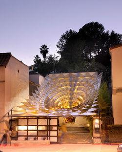 Benjamin Ball & Gaston Nogues Maximilian's Schell Los Angeles