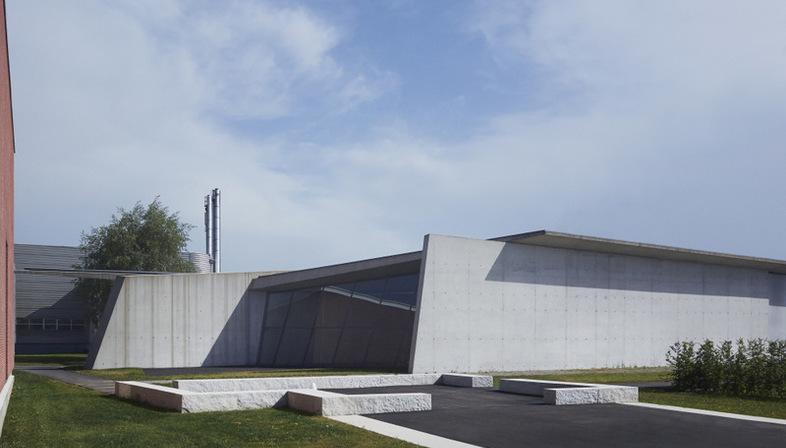 Inauguration de l'Álvaro-Siza-Promenade au Vitra Campus de Weil am Rhein
