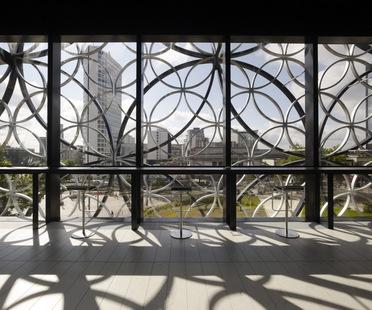 La Bibliothèque de Birmingham conçue par Mecanoo remporte le RIBA
