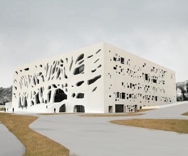 Bernard Tschumi Architects, Centre Culturel ANIMA