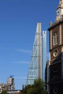 Le nouveau skyline de Londres