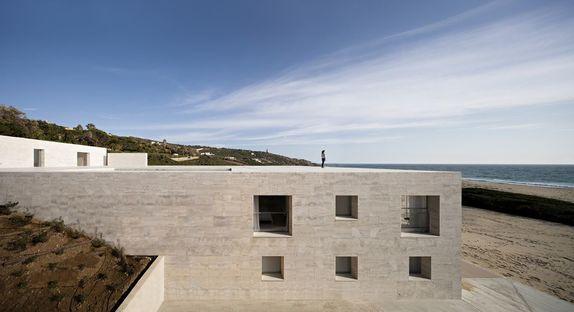 Alberto Campo Baeza et la House of the Infinite à Cadix (Espagne)