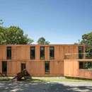 La Red Bridge House de Smerin Architects dans le Sussex de l'Est (Royaume-Uni)