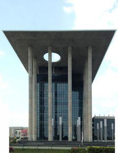 SP Setia headquarters de Rafiq Azam à Setia Alam, Malaisie