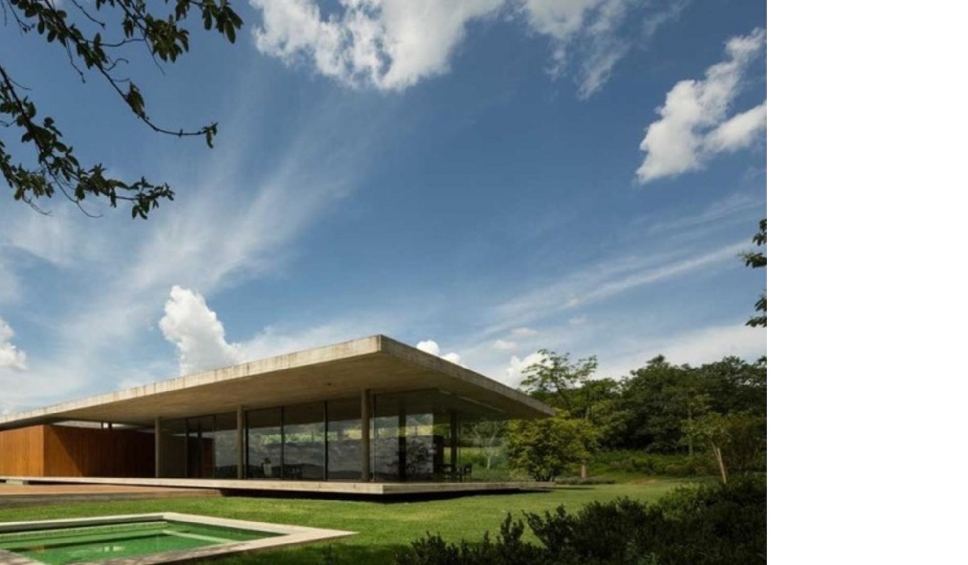 Marcio Kogan (Studio mk27) et la Redux House de São Paulo (Brésil)