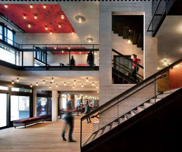 Haworth Tompkins restructure l'Everyman Theatre de Liverpool