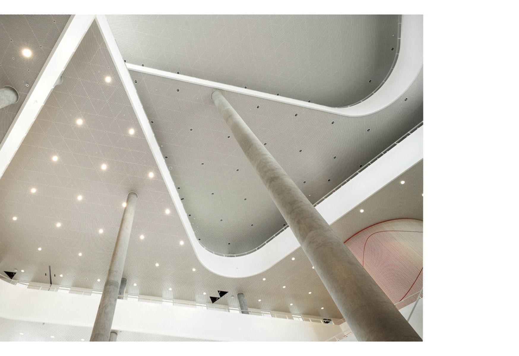 Le cabinet Henning Larsen Architects inaugure le campus de Kolding au Danemark