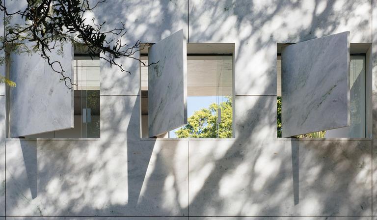 Triptyque et la galerie commerciale groenla ndia a sao for Architecture commerciale definition
