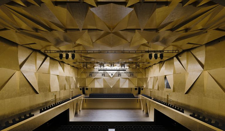 La nouvelle Philharmonie de Szczecin est signée Estudio Barozzi Viega