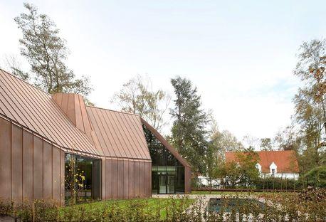 La Maison VDV de Graux & Baeyens : une ferme flamande contemporaine