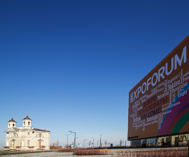 Expoforum de Saint-Pétersbourg, Speech et Gerasimov