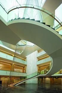 Le cabinet Michelin et Associés restaure la BNU (Bibliothèque Nationale et Universitaire) de Strasbourg