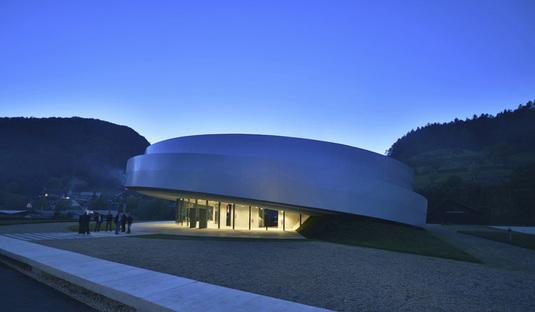 Centre culturel des technologies spatiales européennes (KSEVT) de Vitanje