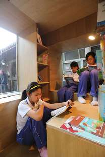 ZAO/standardarchitecture: Micro-Yuan'er dans un hutong de Pékin