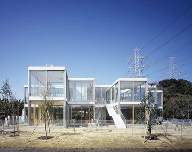 Takeshi Hosaka : école Hongodai Christ Church à Yokohama