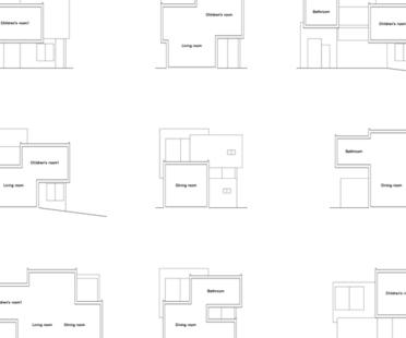 Maison à Chayagasaka de Tetsuo Kondo Architects au Japon