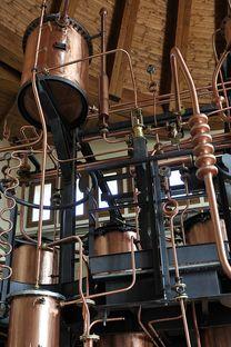 Distilleria Zanin Zugliano réalisée avec des sols FMG