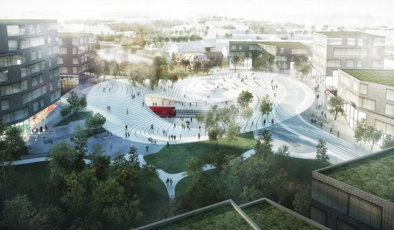 Interview à Henning Larsen Architects