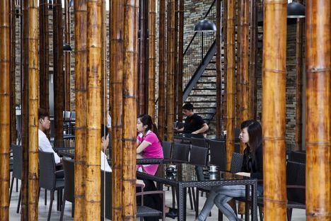 Vo Trong Nghia et le Son La Restaurant (Vietnam)