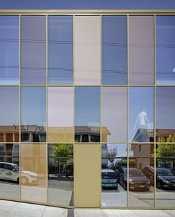 2b Architectes réalise les bureaux de Jolimont Nord à Mont-sur-Rolle