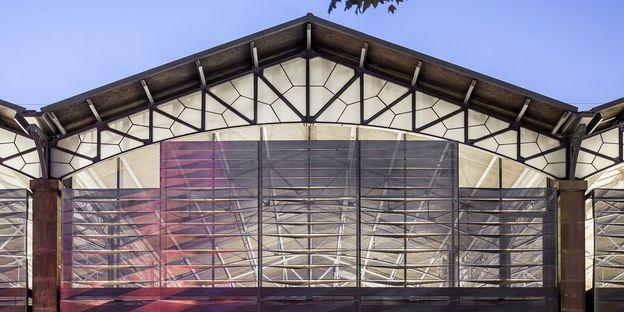 Rénovation du marché barcelonais El Ninot par Mateo Arquitectura