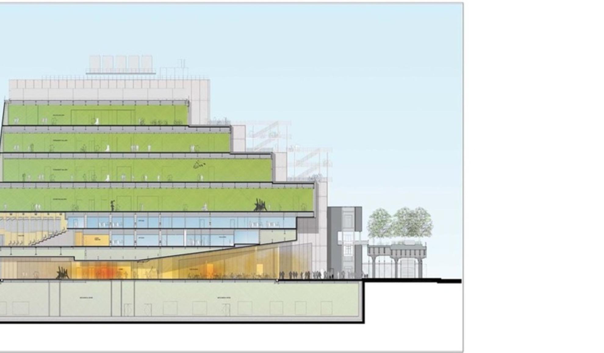 RPBW Renzo Piano et le nouveau Whitney Museum de New York