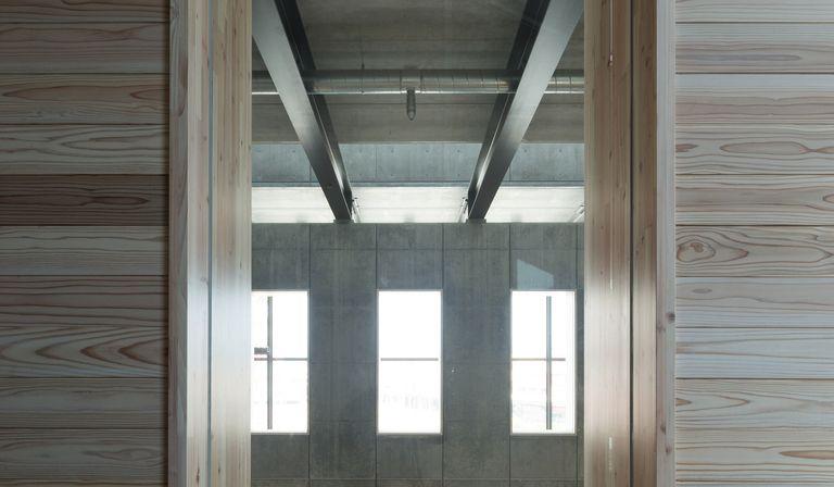 Le Tsuruga Multipurpose Center ORUPARK Chiba Manabu Architects