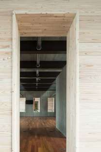 Le Tsuruga Multipurpose Center ORUPARK Chiba Manabu Architects